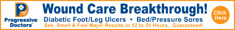 Wound Care Breakthrough. Click for more info